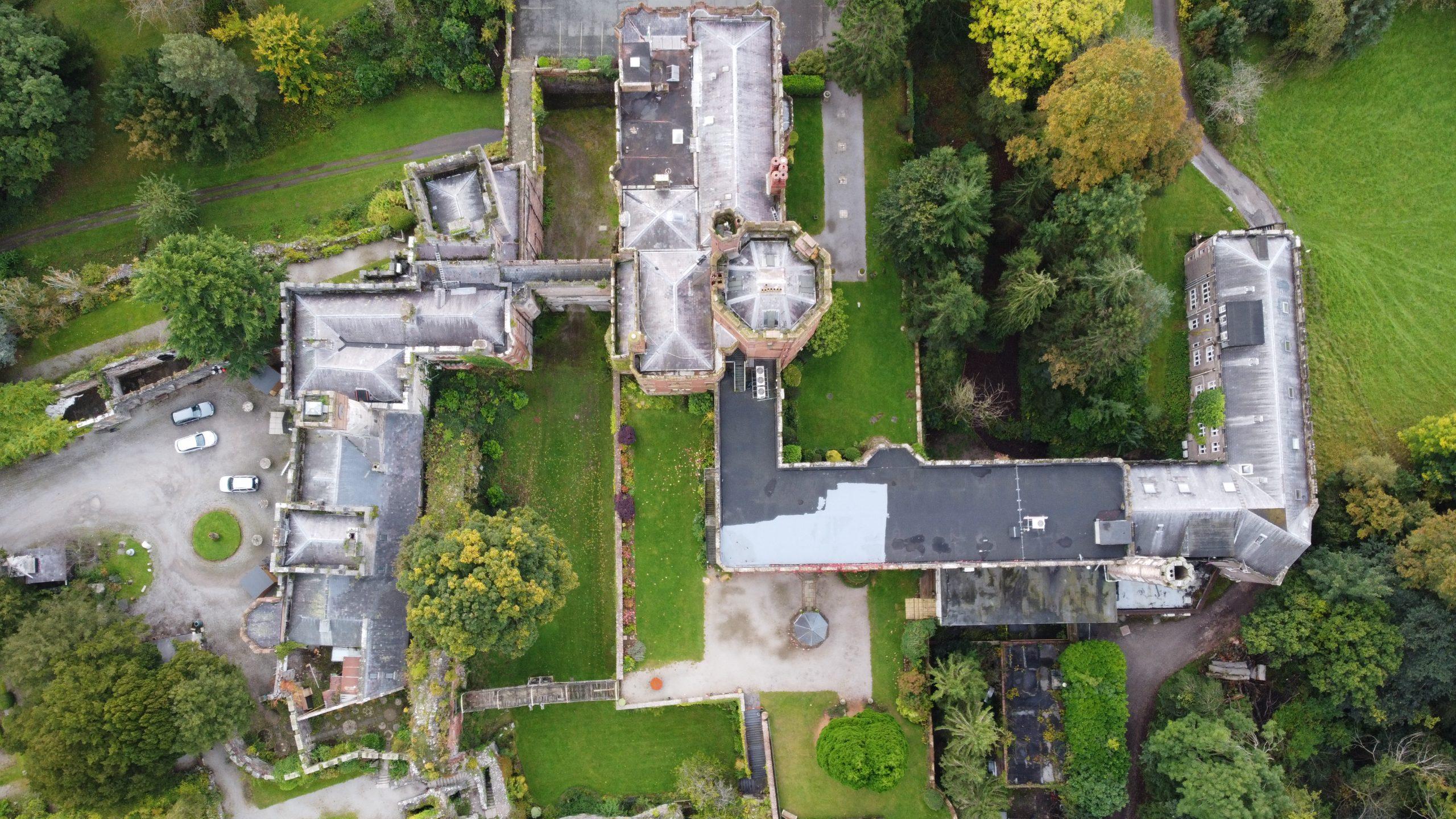 Welsh Castle | Skylance Media